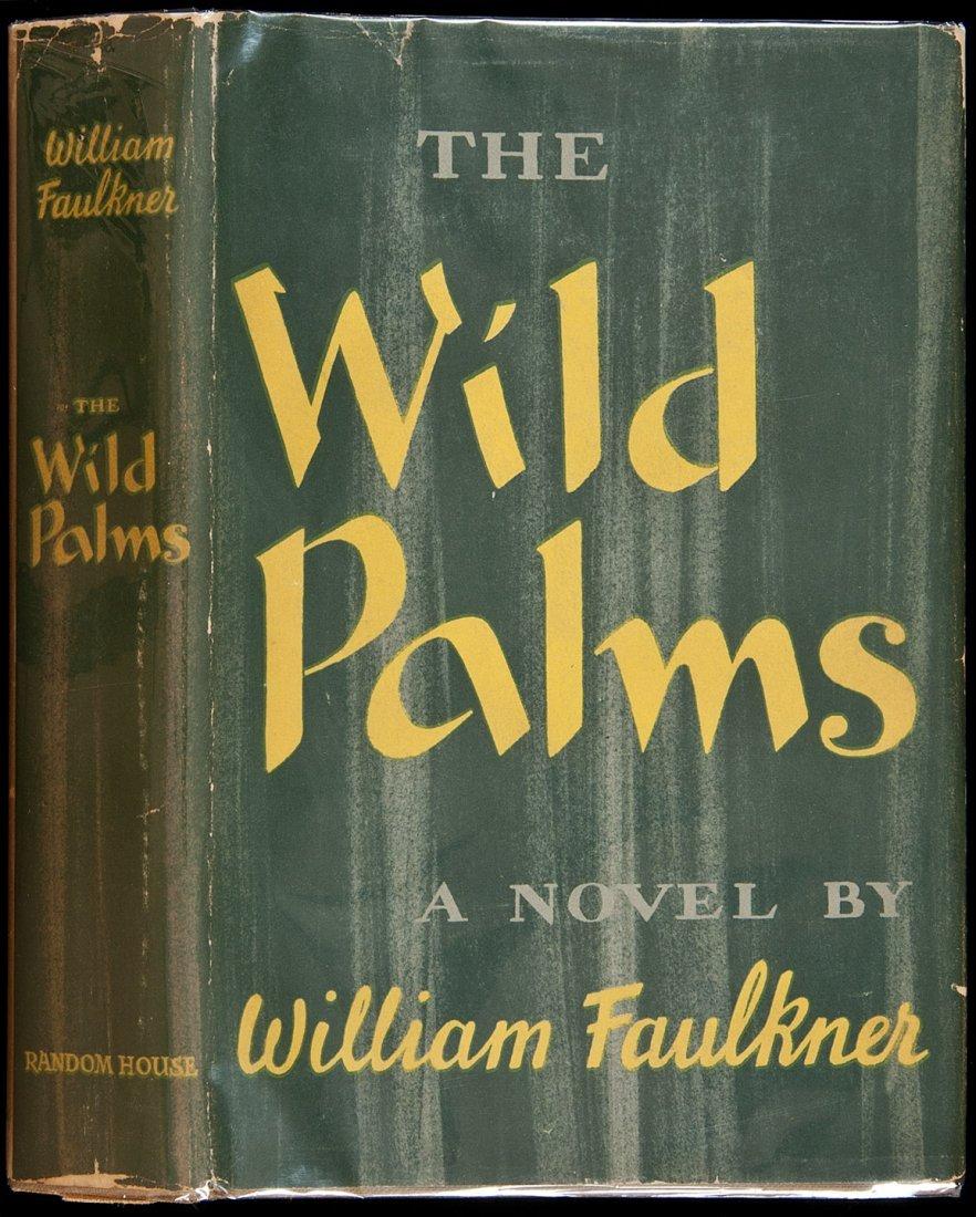 124: Faulkner's Wild Palms in jacket