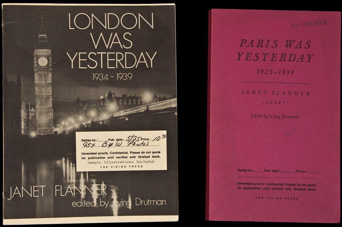 131: Janet Flanner Paris & London