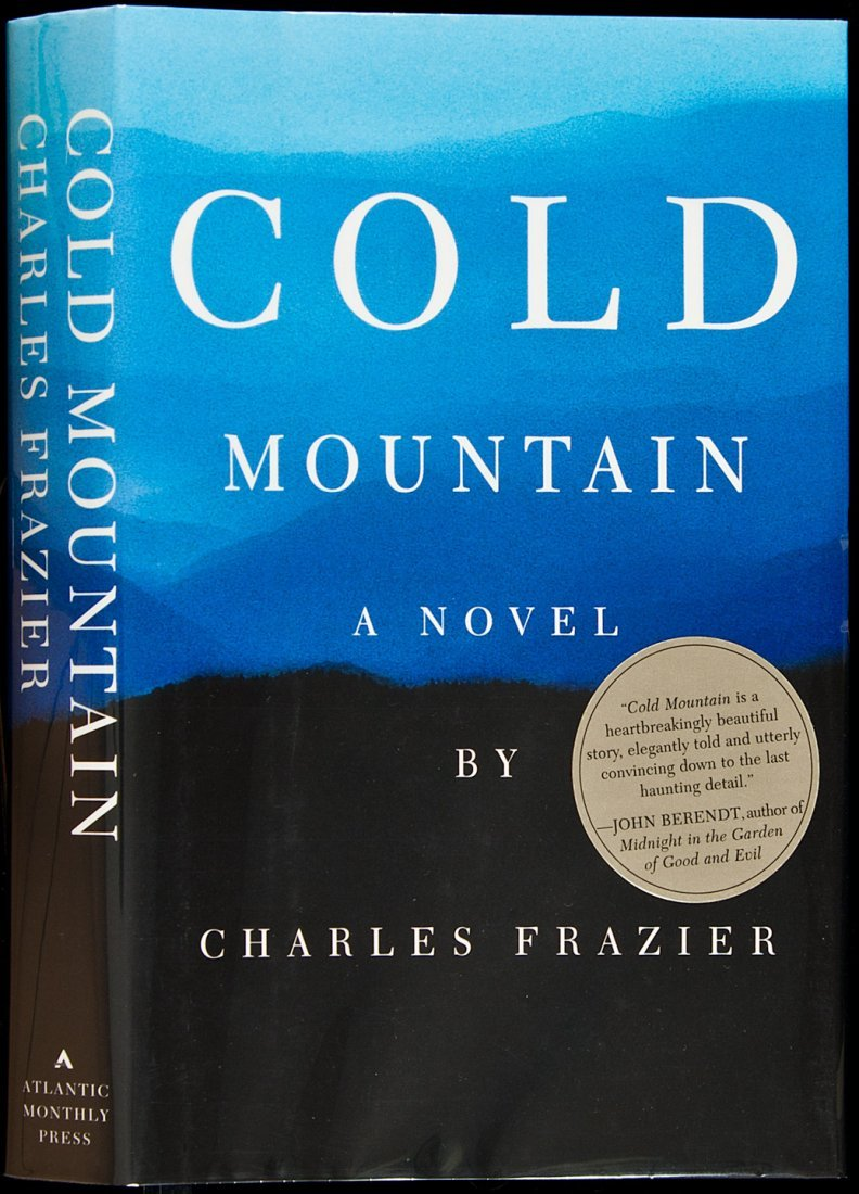 137: Cold Mountain by Charles Frazier 1st state