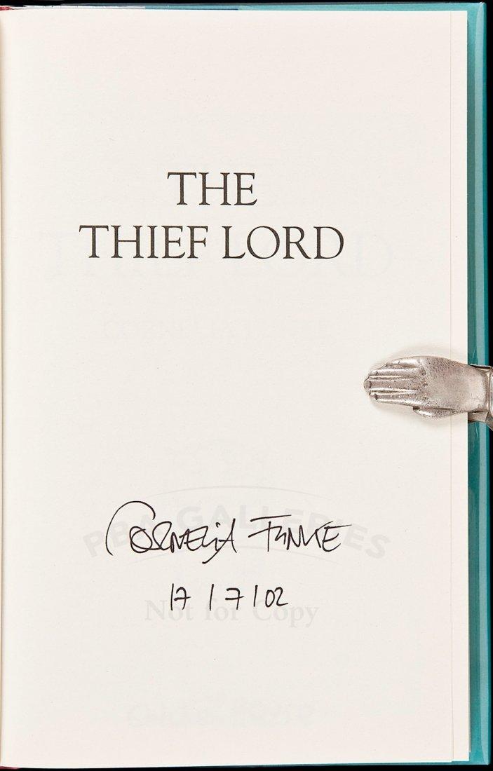 140: Funke Thief Lord signed