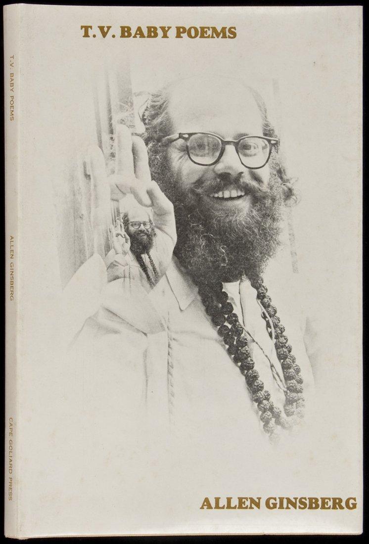 144: Allen Ginsberg T.V. Baby Poems 1/400