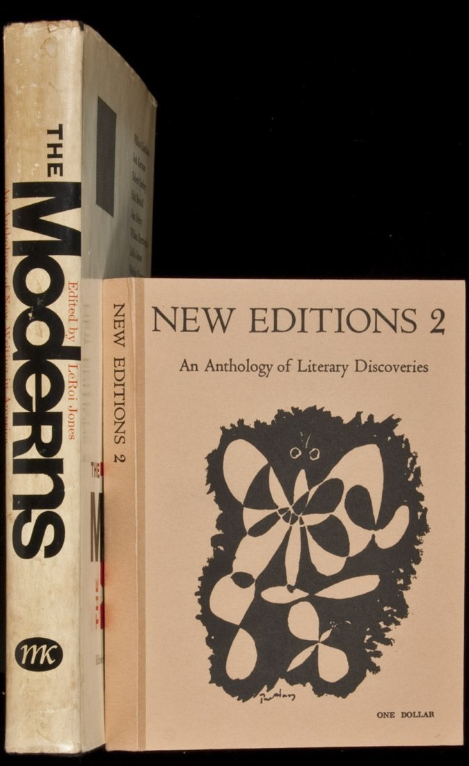 200: Anthologies with contributions by Jack Kerouac