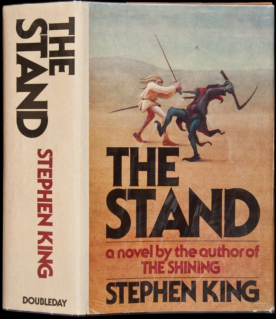 204: Stephen King The Stand 1st Edition