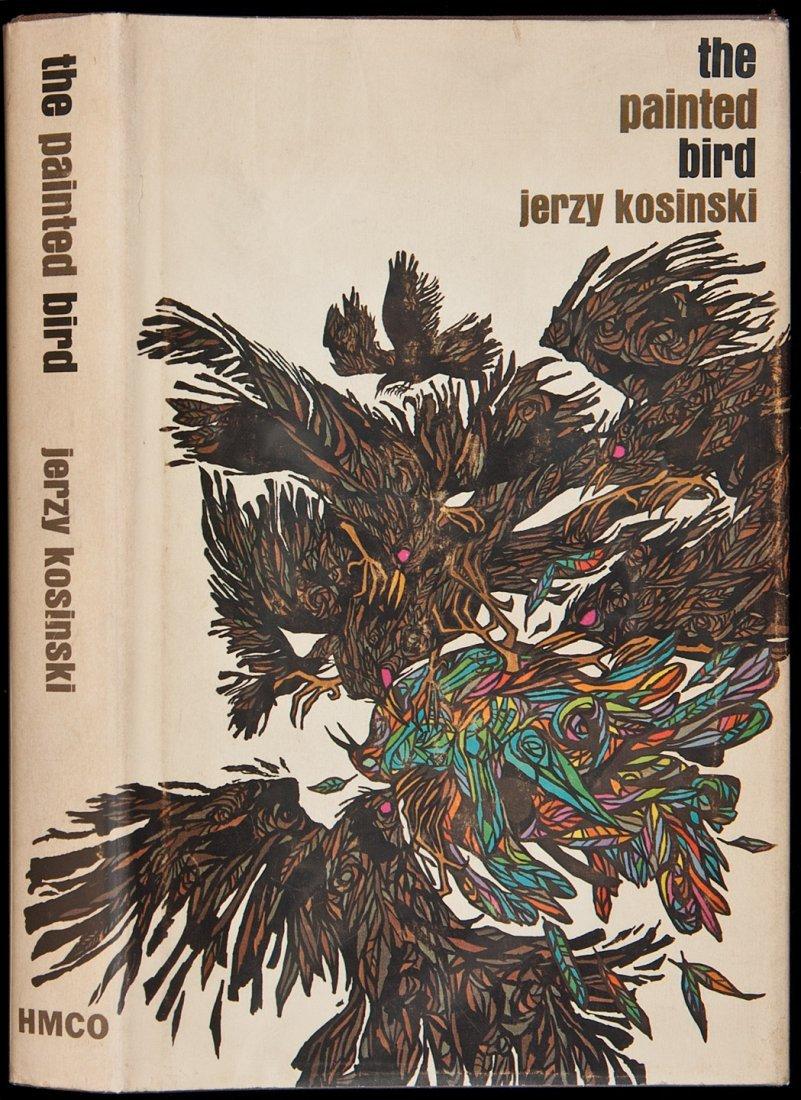 207: The Painted Bird by Jerzy Kosinski 1st in dj