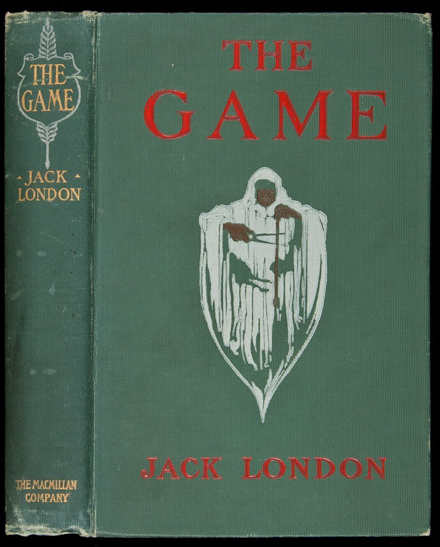 226: The Game Jack London 1st ed, first issue