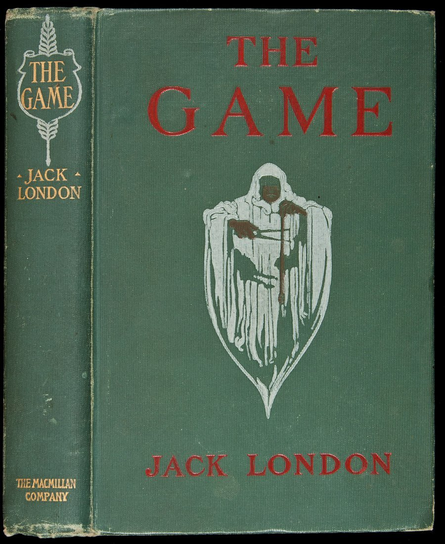 227: Jack London The Game first edition second issue