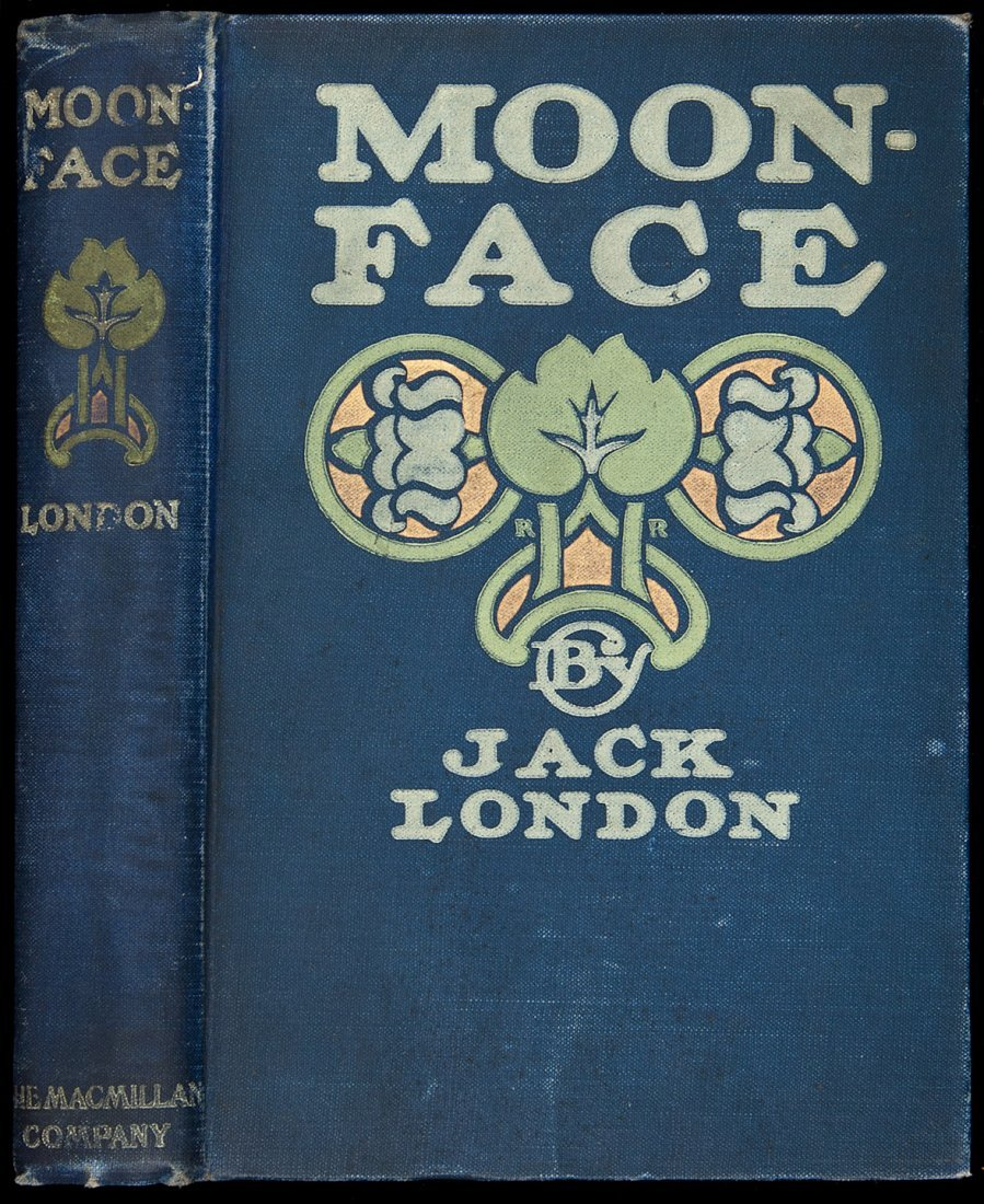 231: Jack London Moon-Face First Edition