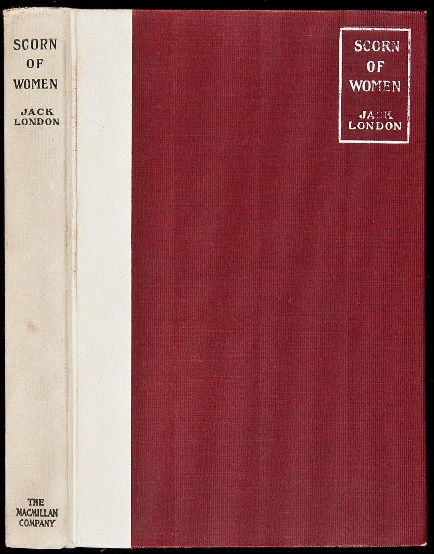 234: Jack London's Scorn of Women, 1st Edition