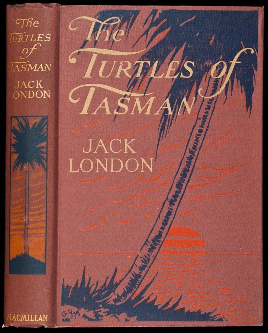236: Jack London's Turtles of Tasman