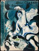 476 Drawings for the Bible by Marc Chagall