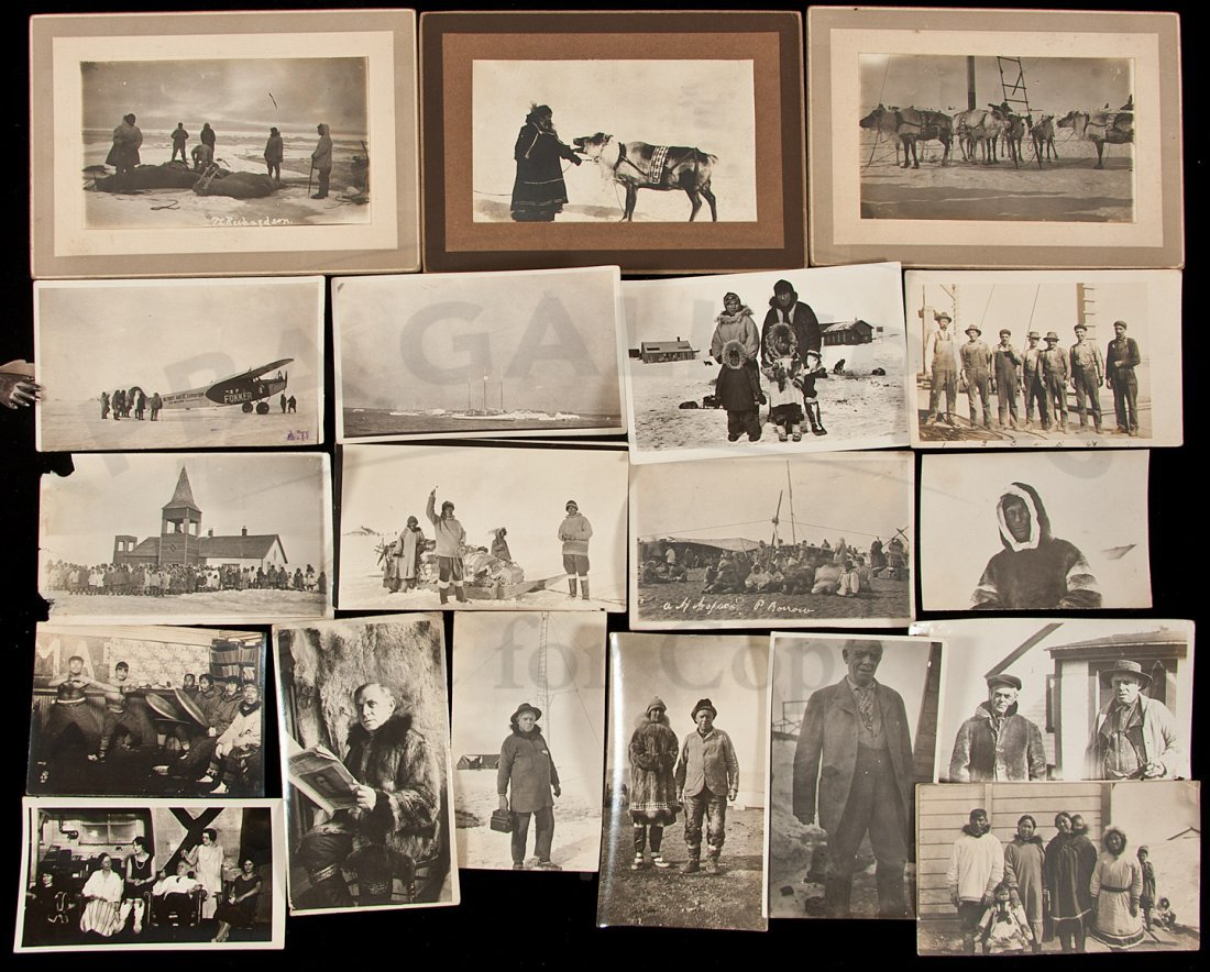 4: 88 photos of missionary activities in Alaska 1926