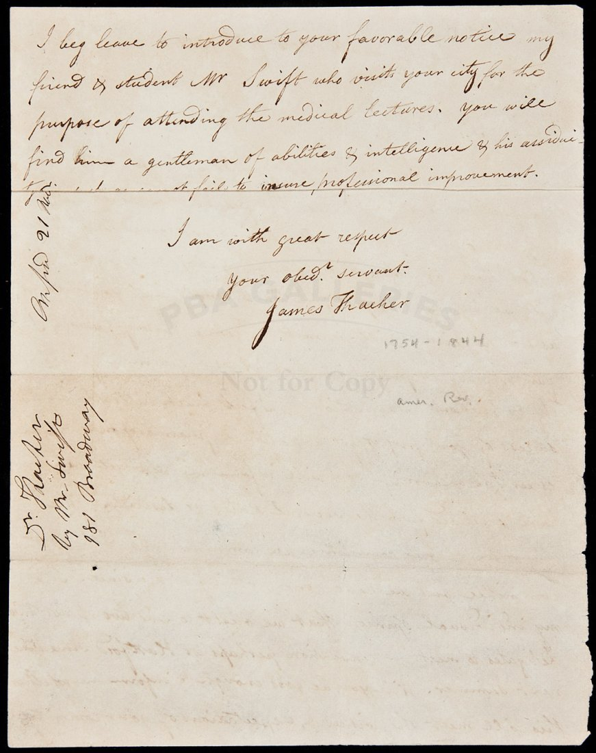 7: Revolutionary Surgeon James Thacher