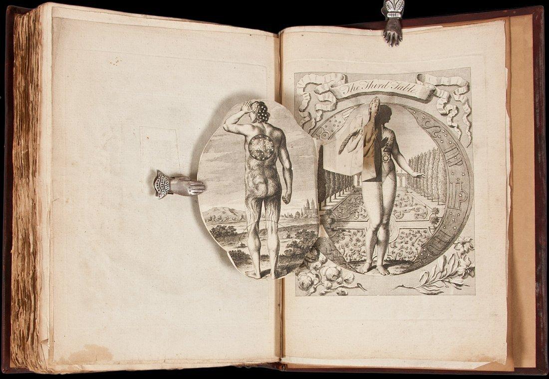 6: Works of Jacob Behmen 1764 Untrimmed copy