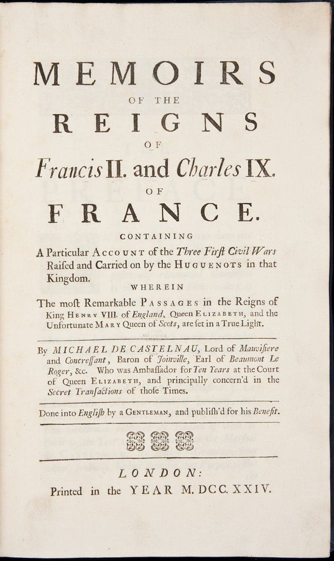 13: Francis II. and Charles IX. of France