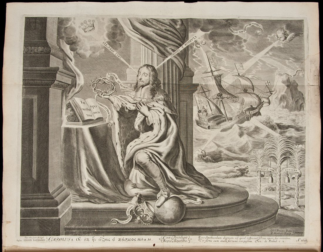 15: The Works of King Charles The Martyr 1687