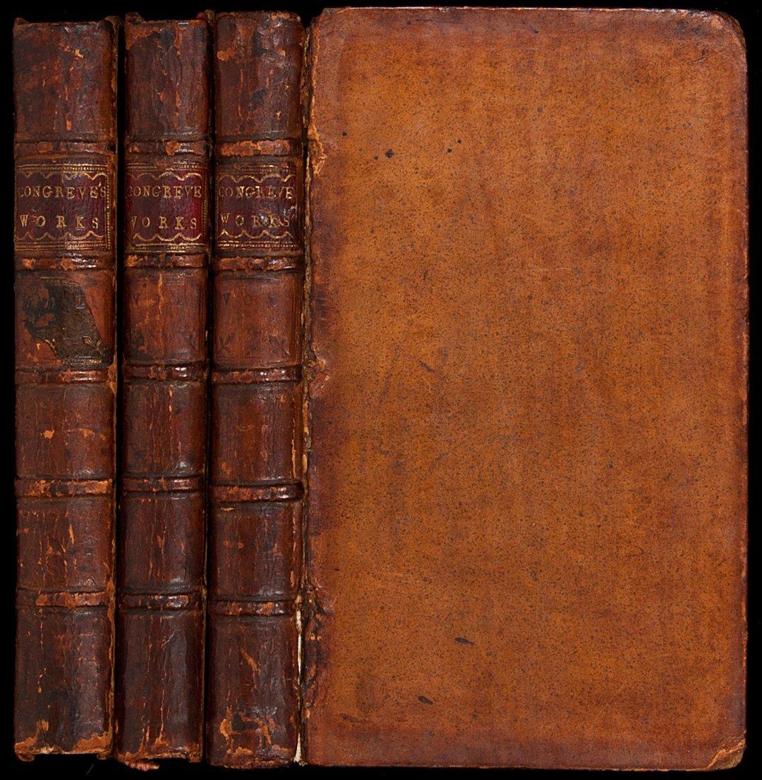 17: The Works of William Congreve 1753