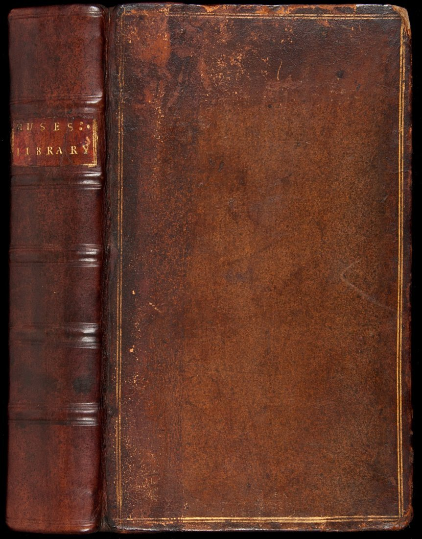 19: The Muses Library 1737