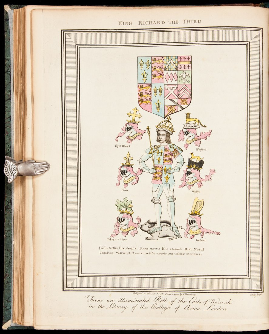 20: Science of Heraldry in England 1793
