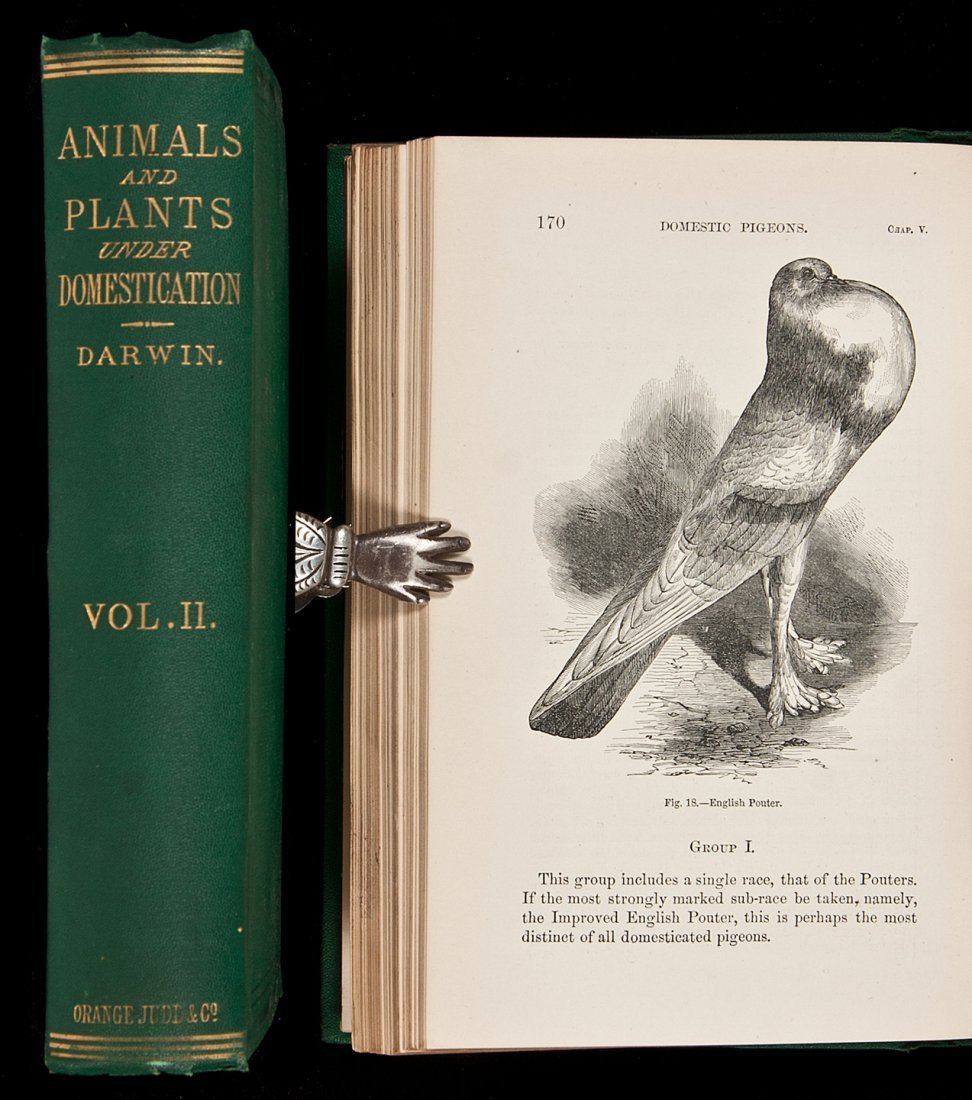 21: Darwin on The Variation of Animals and Plants