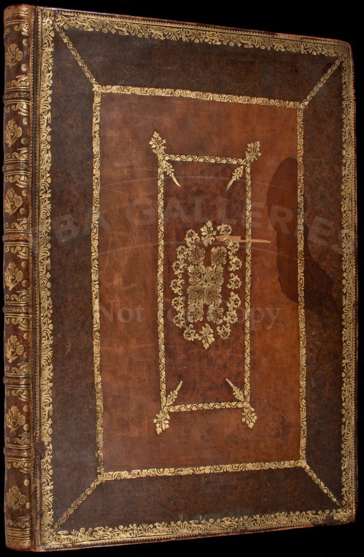 124: Manuscript Rolewinck's Fasciculus Temporum 1471