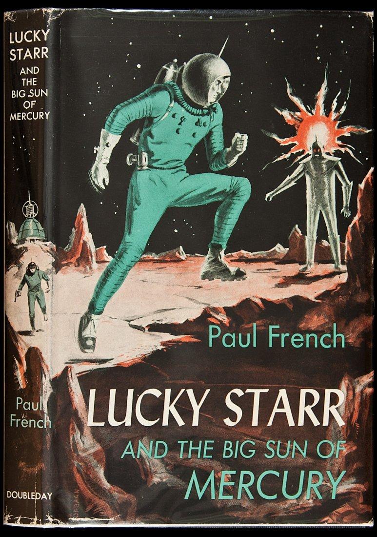 5: Asimov Luck Starr #4