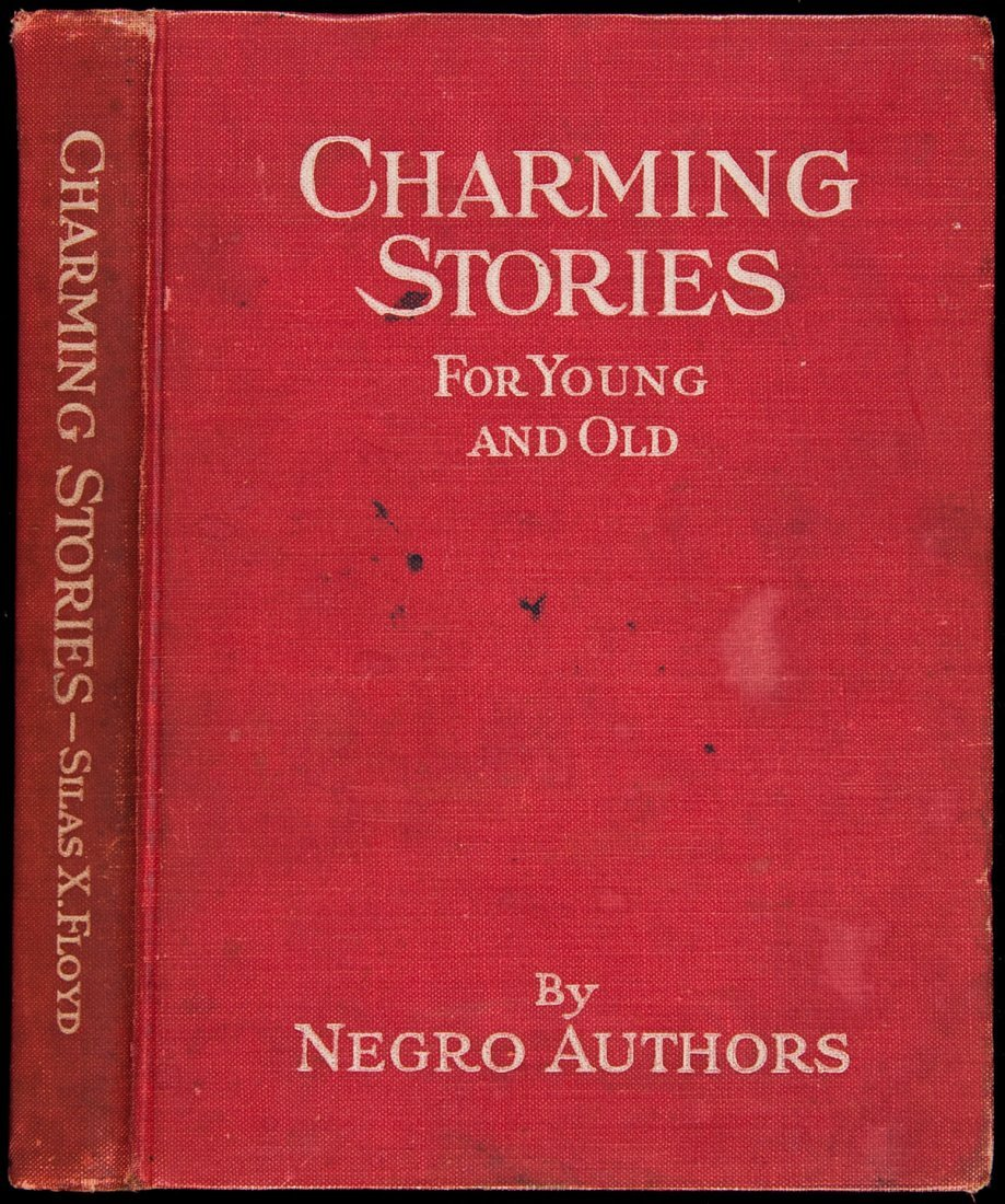 4: Scarce anthology of African American Childrens