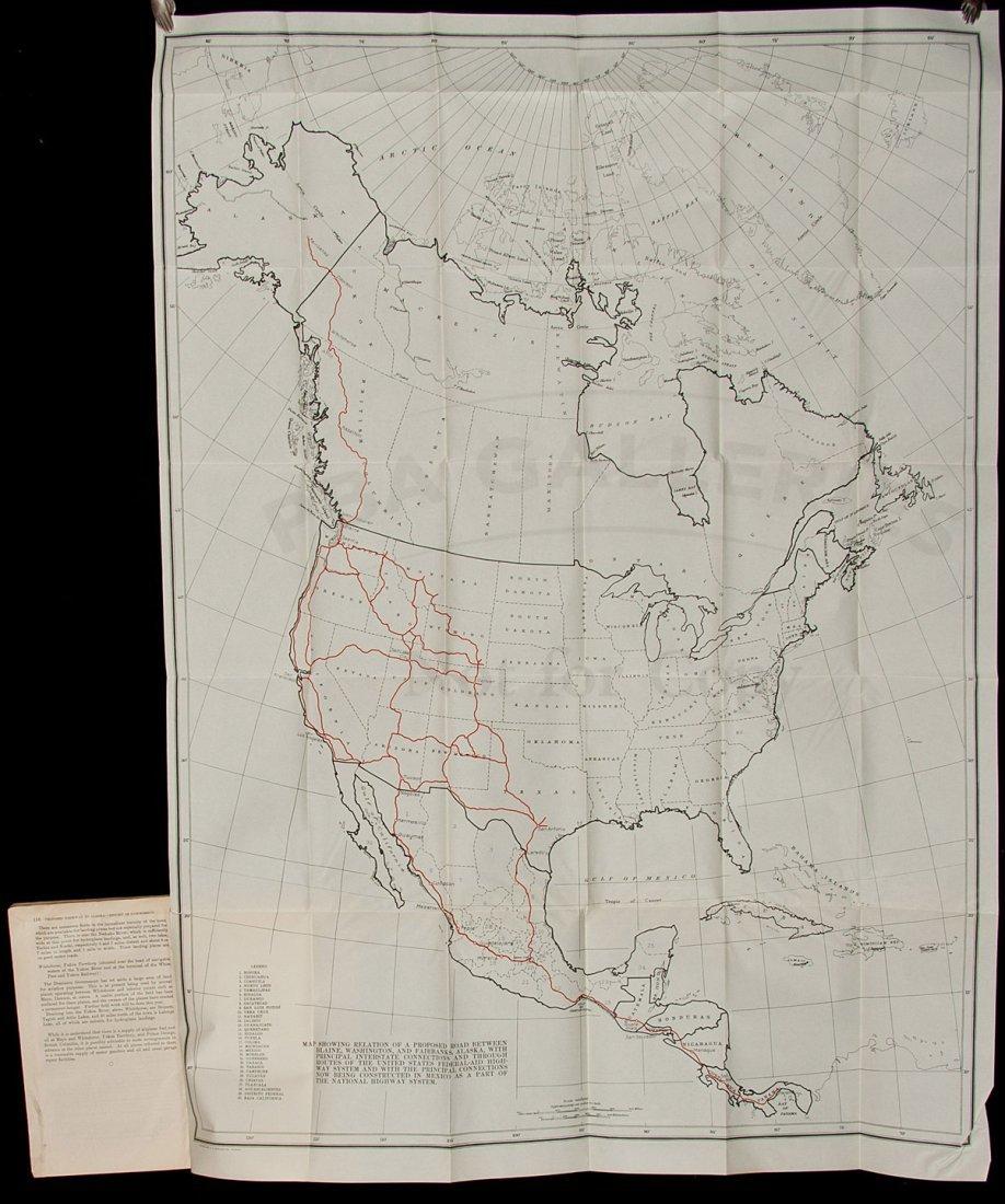 12: Report of Prop. Highway, Alaska 1933 Gov offprint