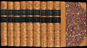 33 Bancrofts History of US in 9 volumes
