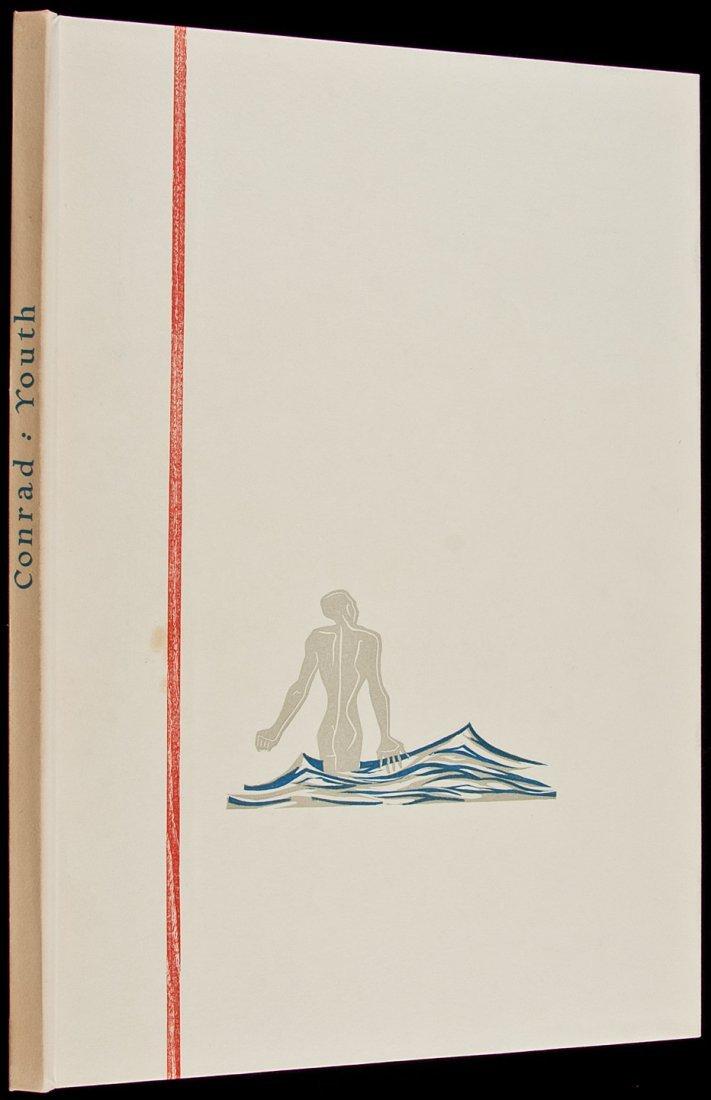 9: (Allen Press) Joseph Conrad, Youth, 1 of 140