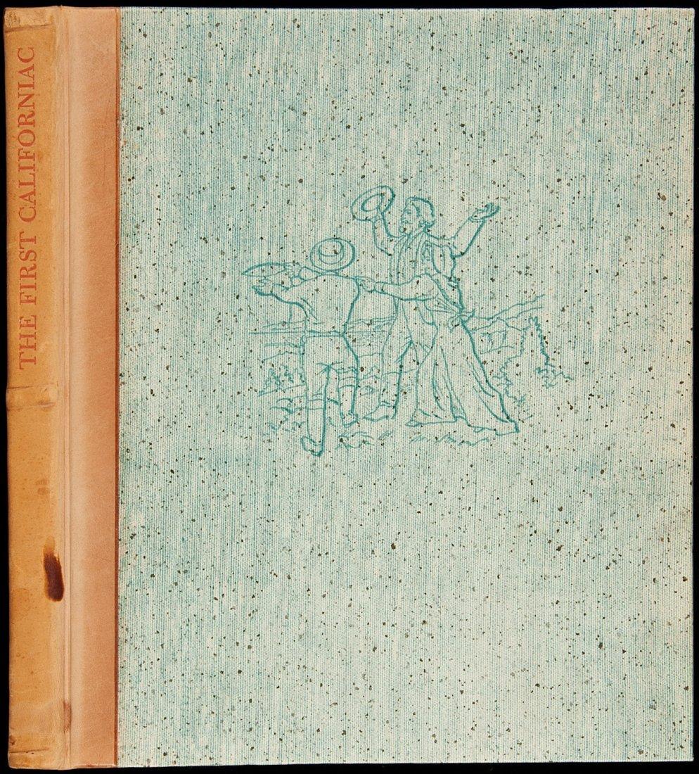 10: The First Californiac, 2nd Allen Press book 1/225