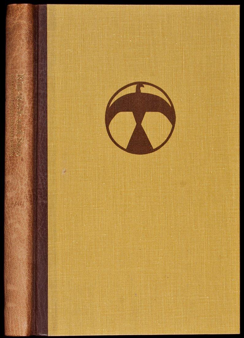 21: Maynard Dixon from Arion Press, 1/100 spec. bind