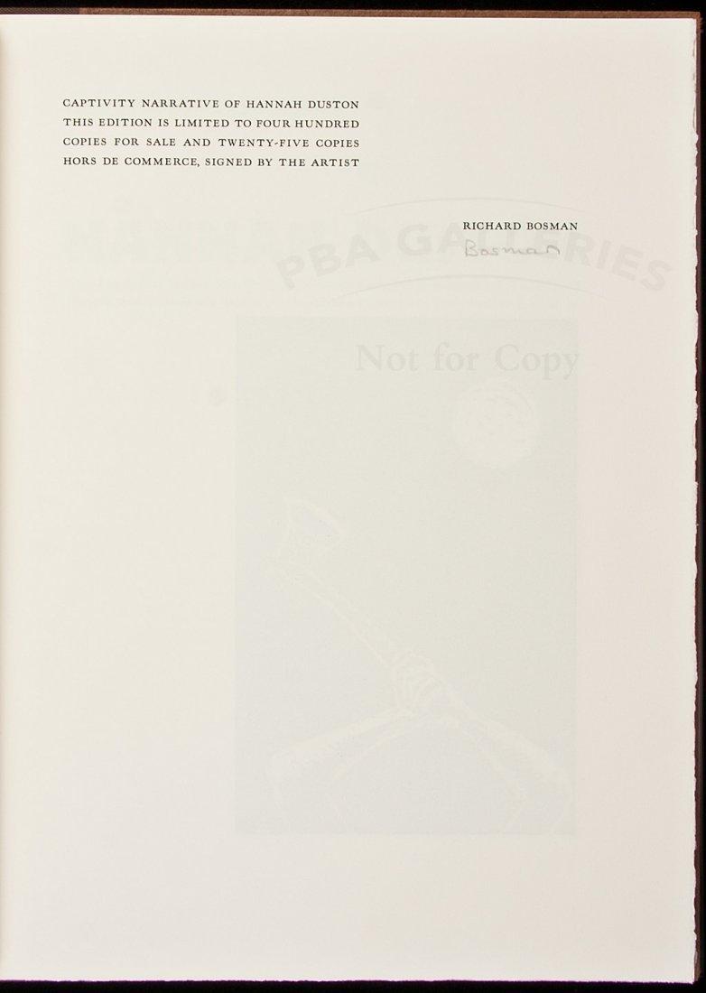 22: Arion Press Narrative of Hannah Duston 1/425