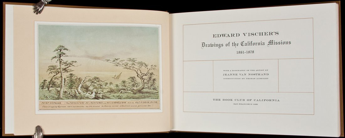 24: Edward Vischer's Drawings of the California Missi
