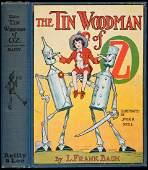 228 L Frank Baum The Tin Woodman of Oz
