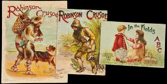 250: Three children's books published by Raphael Tuck