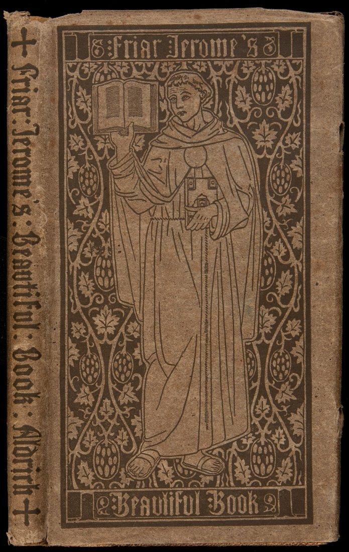 1: Friar Jerome's Beautiful Book with dj 1896