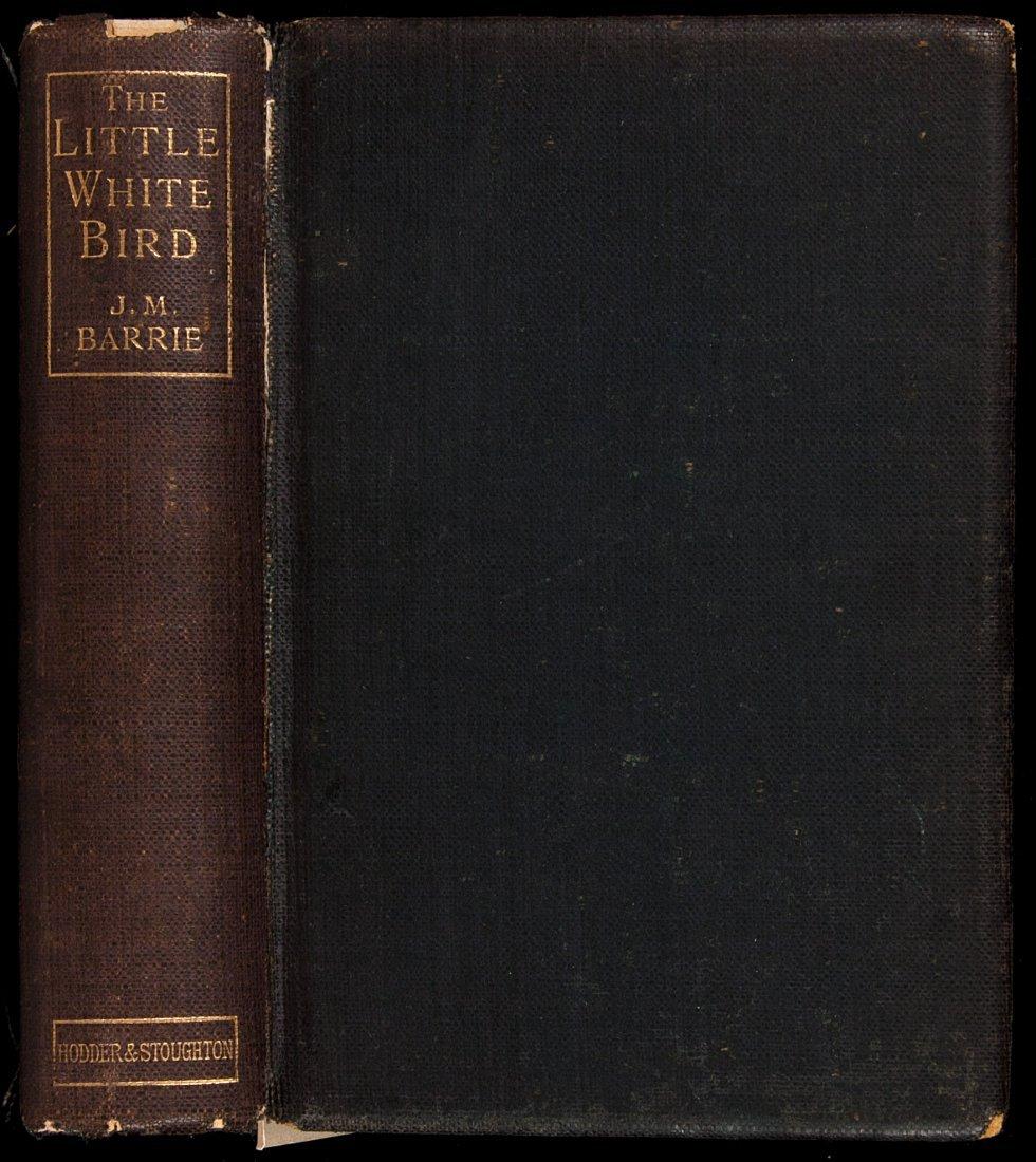 3: J.M Barrie The Little White Bird
