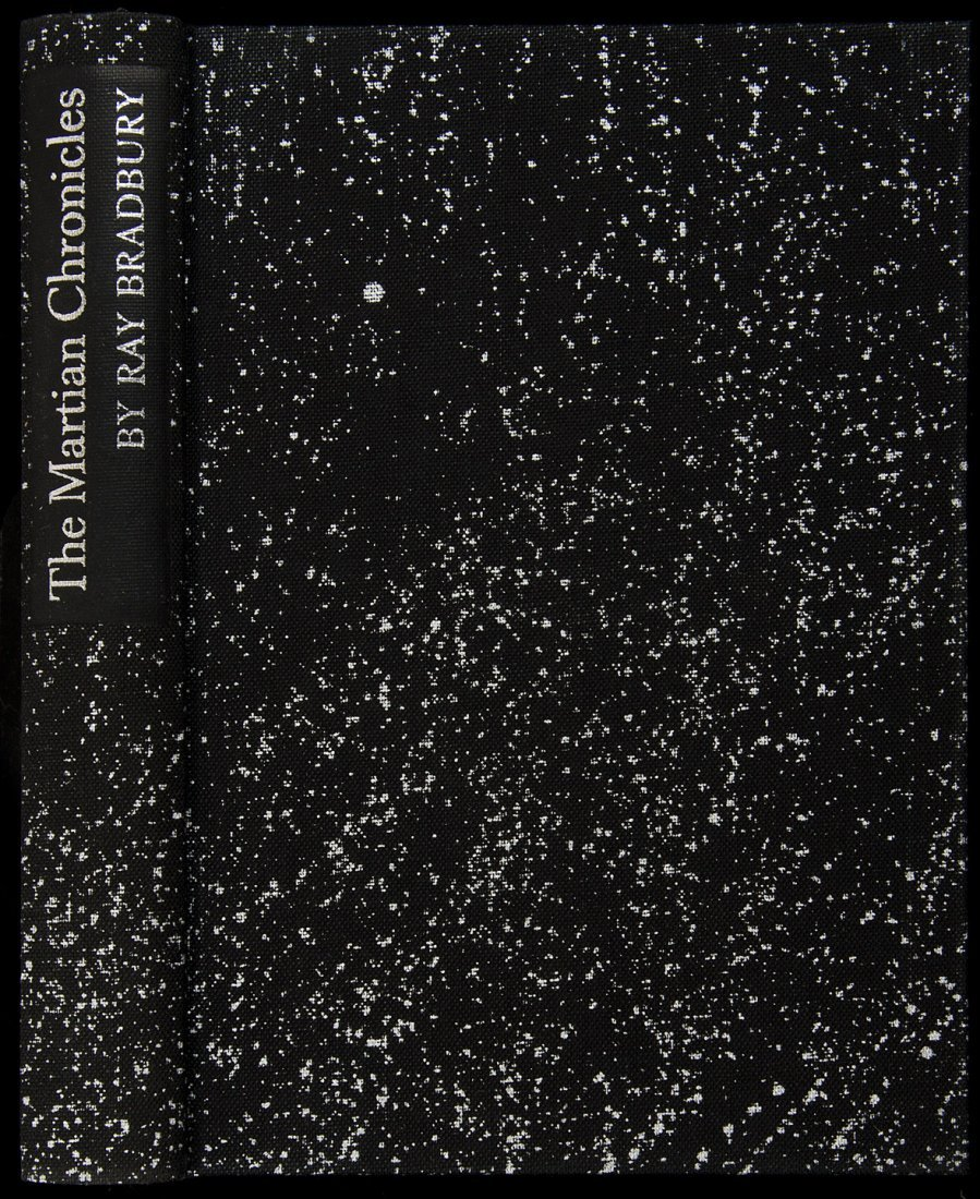 5: The Martian Chronicles LEC edition signed 1/2000