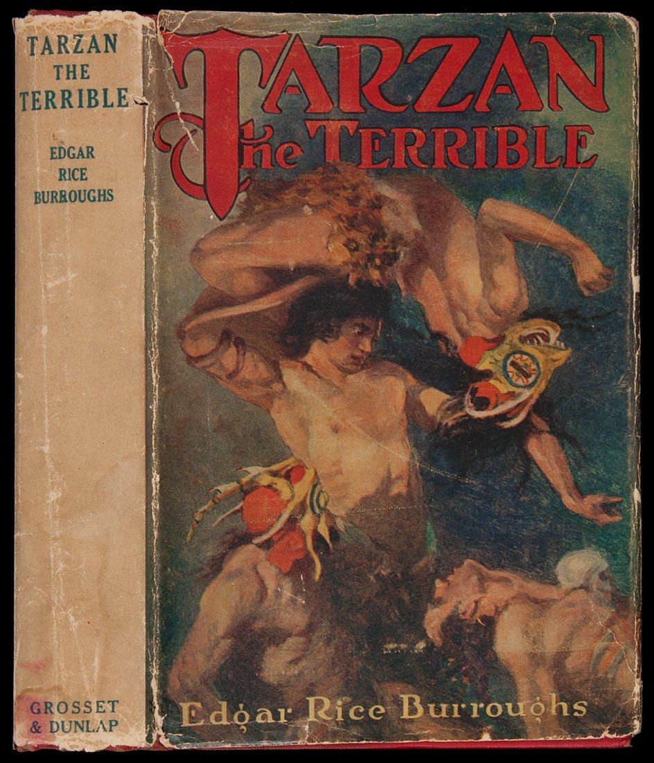 14: Edgar Rice Burroughs Tarzan the Terrible