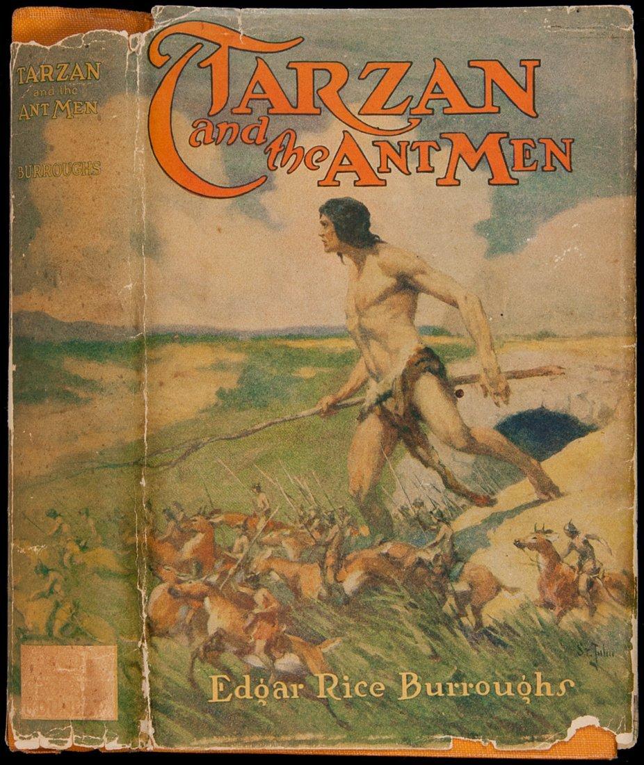 19: Edgar Rice Burroughs Tarzan and the Ant Men