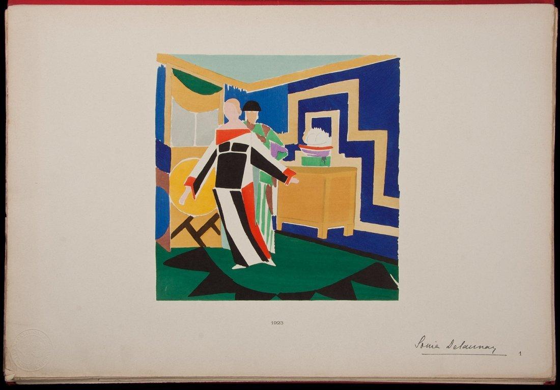 303: Sonia Delaunay: Ses Peintures c.1925