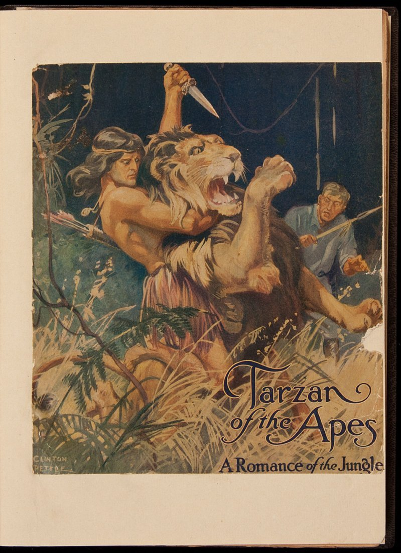 "23: Tarzan of the Apes in ""The All-Story"" magazine"