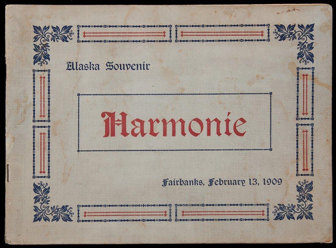 6: Alaska Souvenir, Harmonie 1909