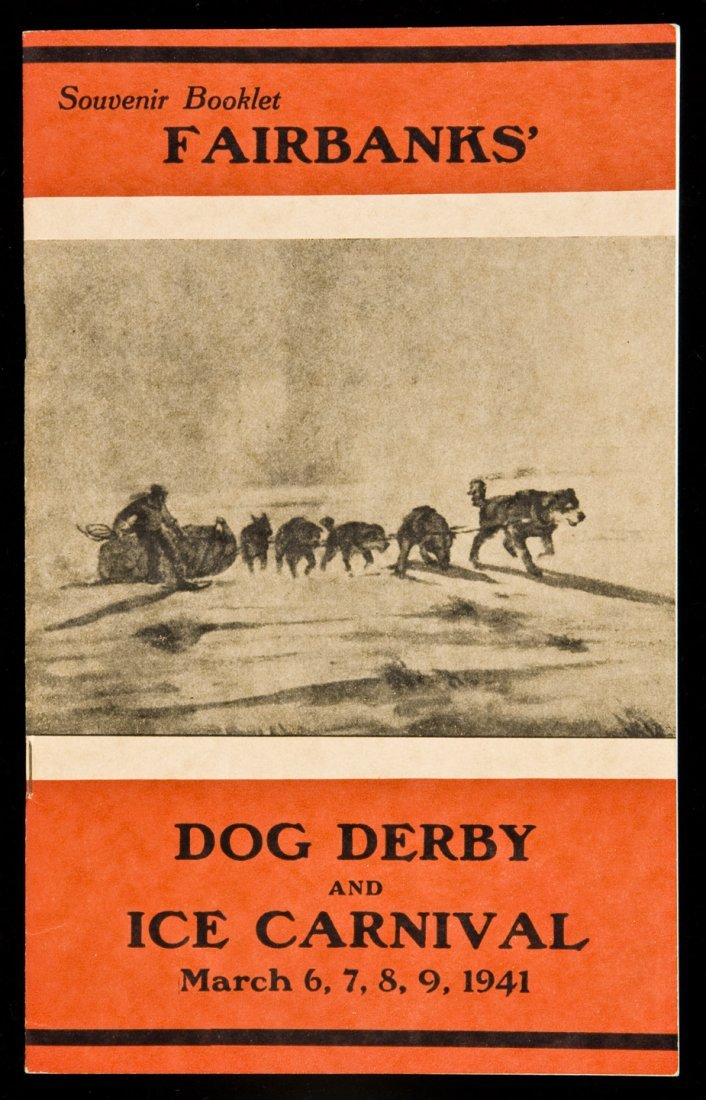 7: Fairbanks' Dog Derby and Ice Carnival, 1941