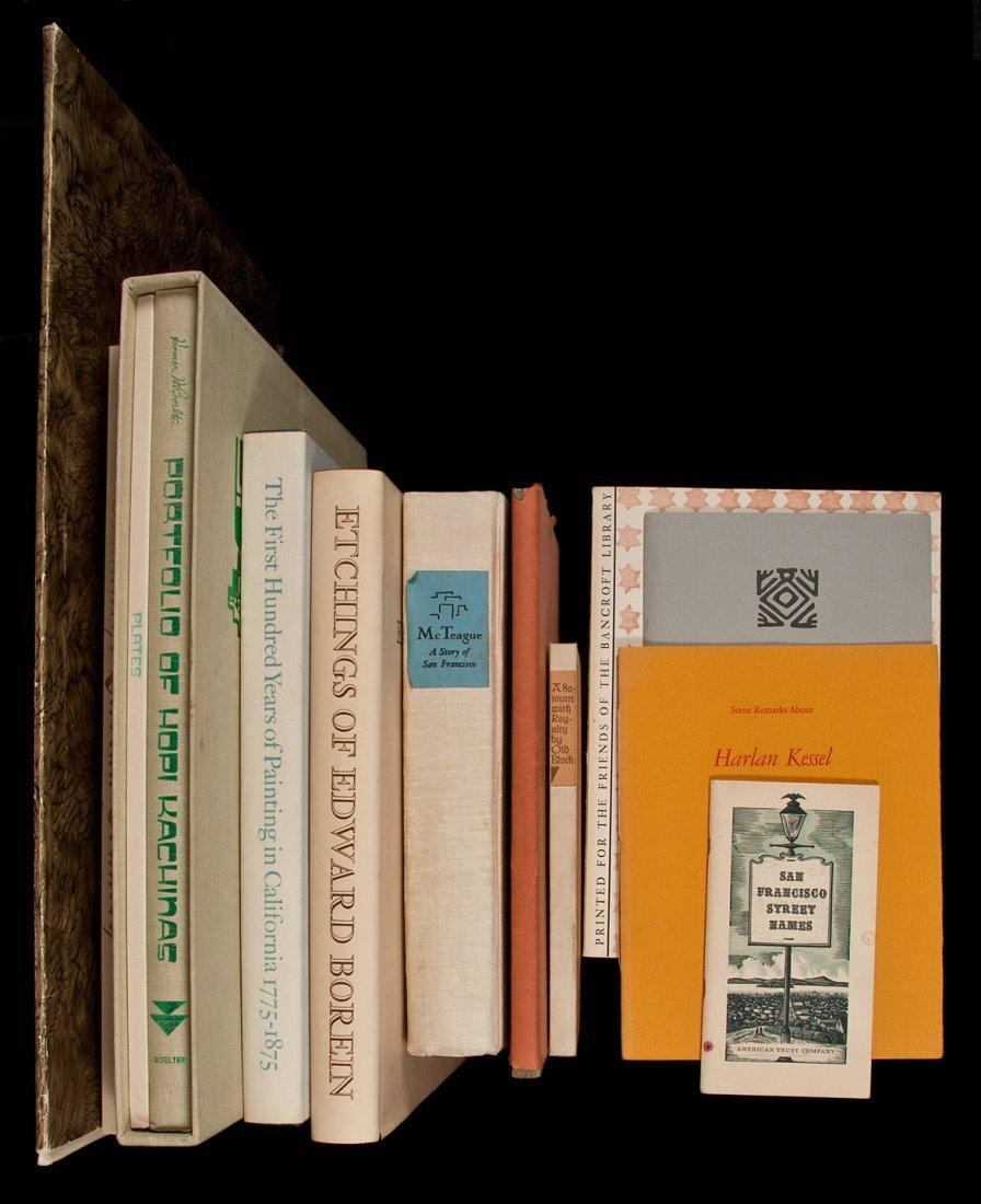 16: 12 vols of Americana from fine presses
