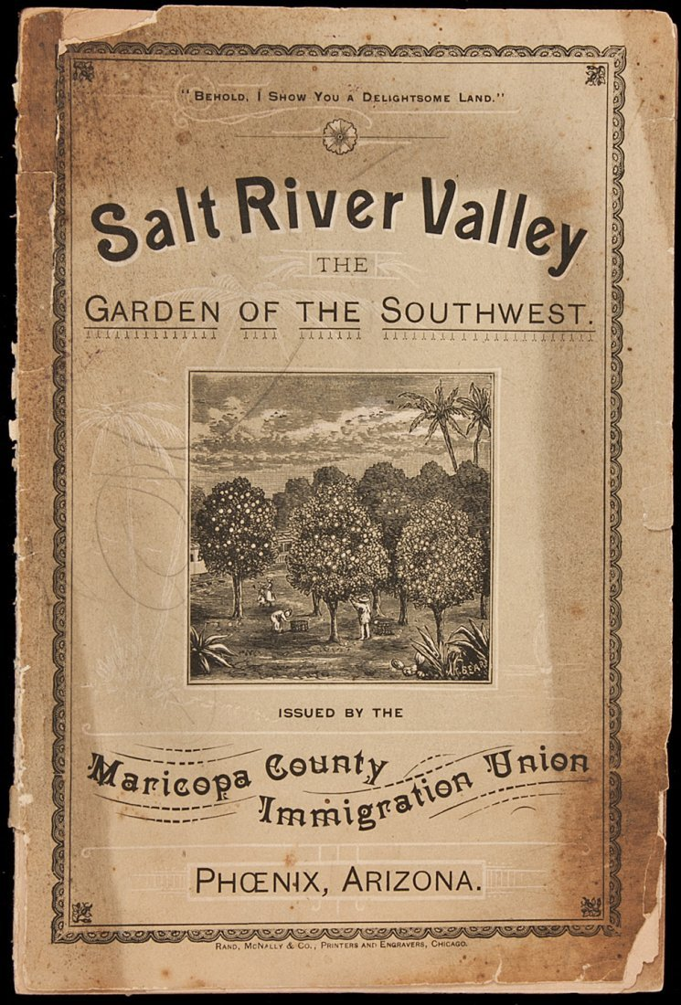 20: Salt River Valley Arizona 1887