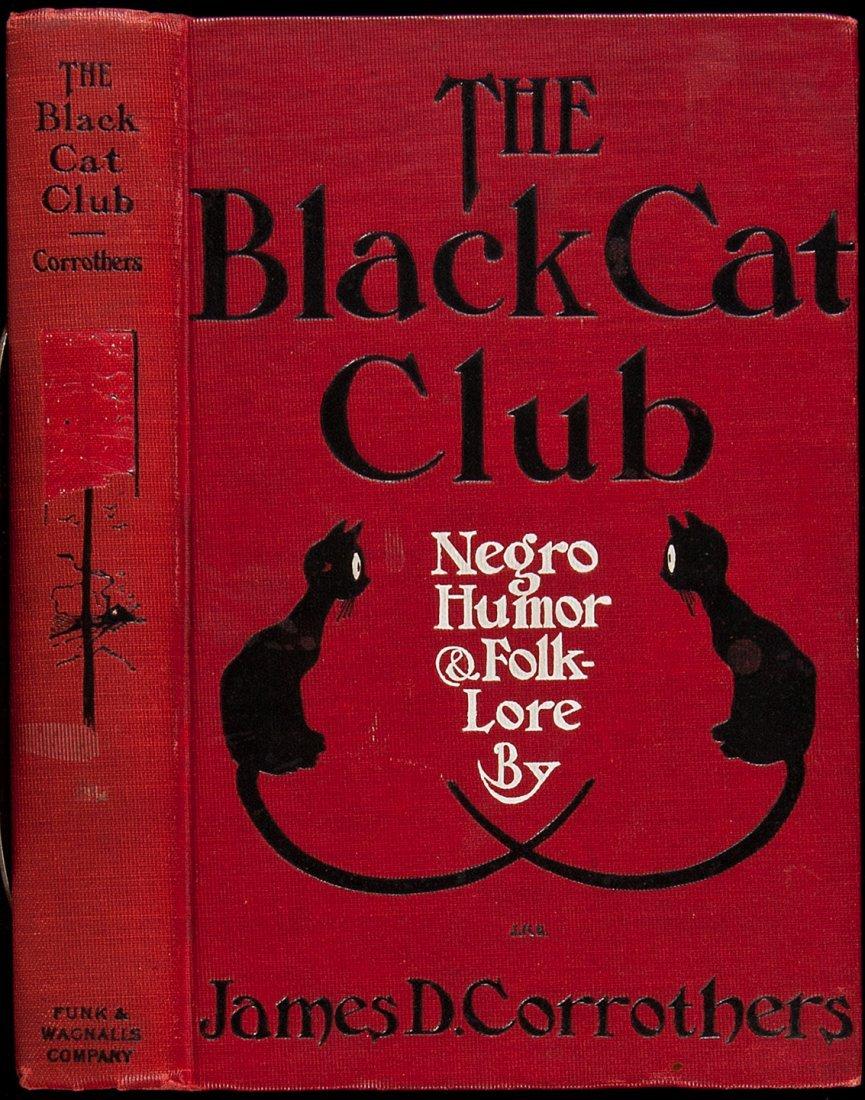 1: Black Cat Club: Negro Humor & Folk-Lore 1902
