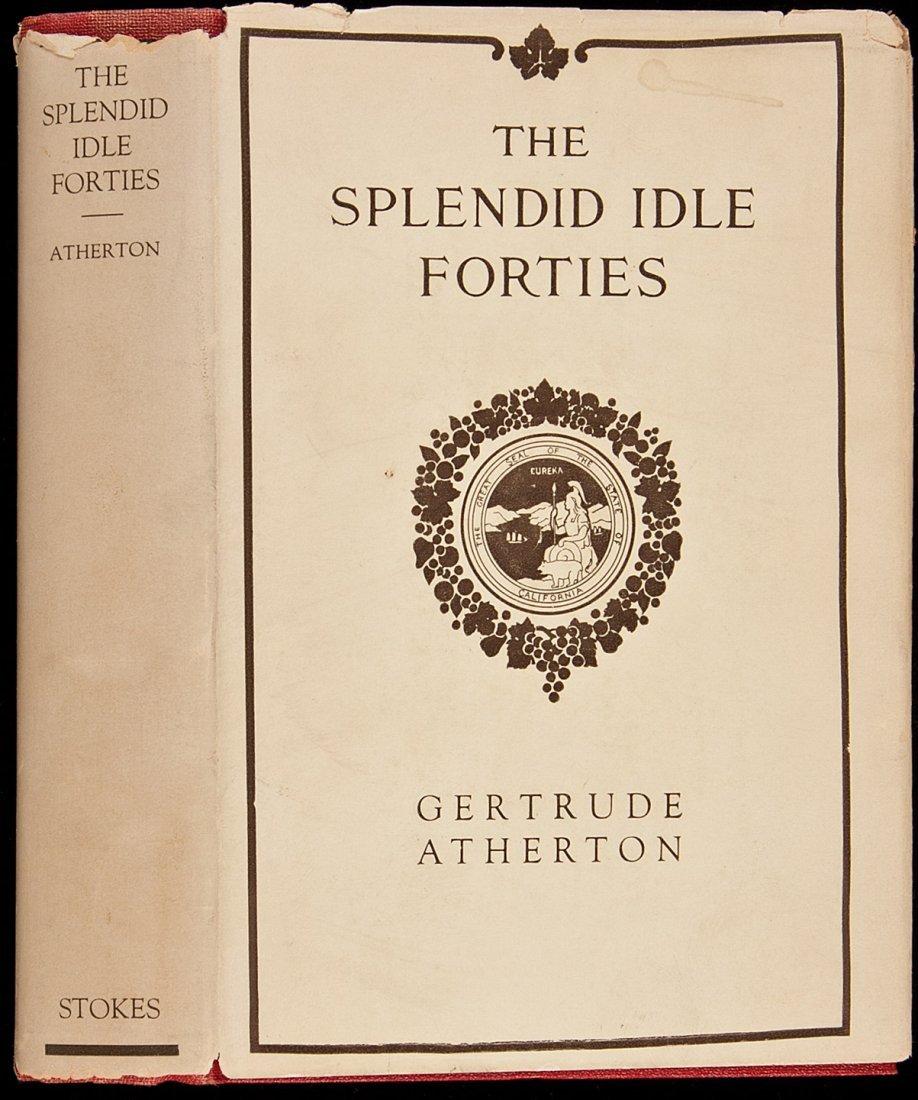 5: The Splendid Idle Forties Stokes edition, w/dj