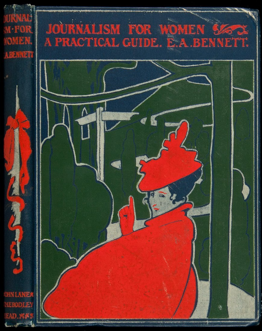 7: Journalism For Women: A Practical Guide  1898