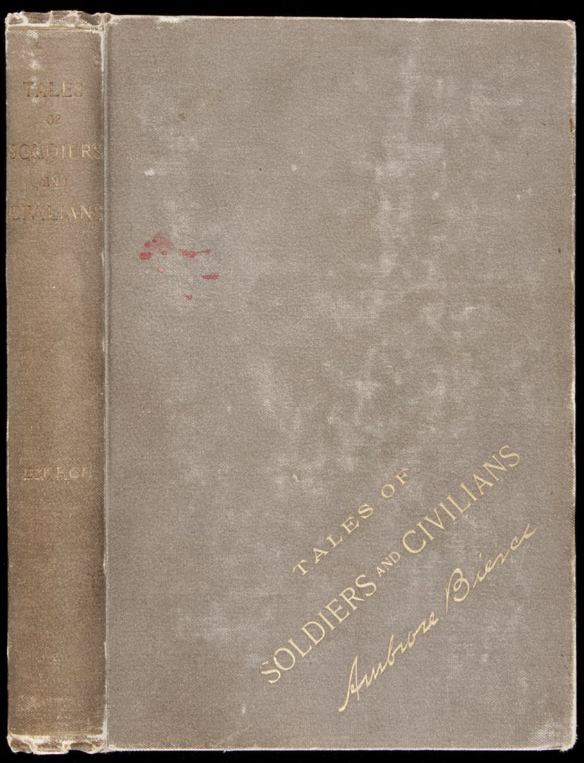 8: Tales of Soldiers and Civilians 1891